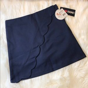 NWT Limited Too scooter skirt